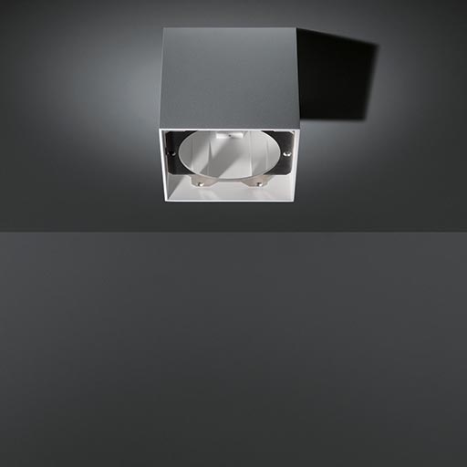 Smart surface box 115 1x LED Tre dim GI foto