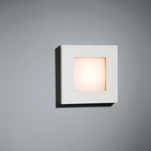 Doze square wall LED foto