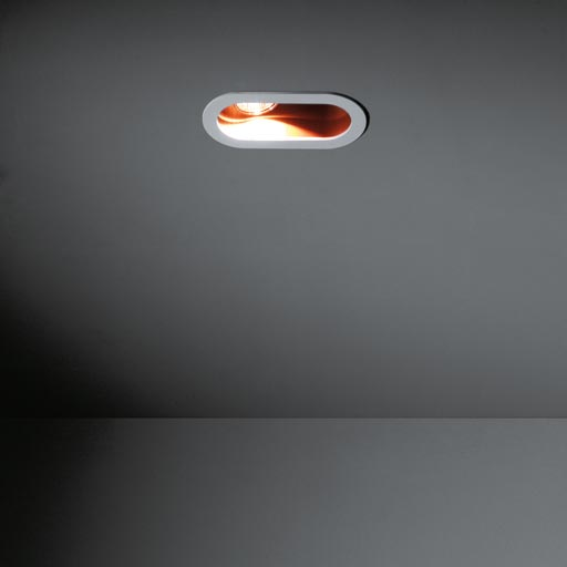 Duell recessed 1x MR16 GE foto