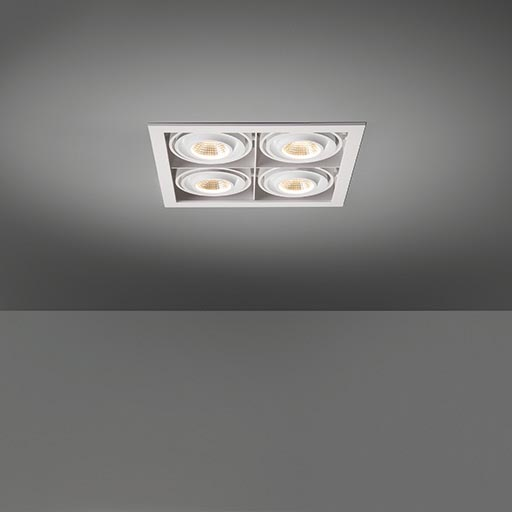 Mini multiple for 4x LED GE foto