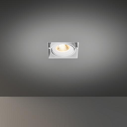Multiple trimless for 1x LED GE foto