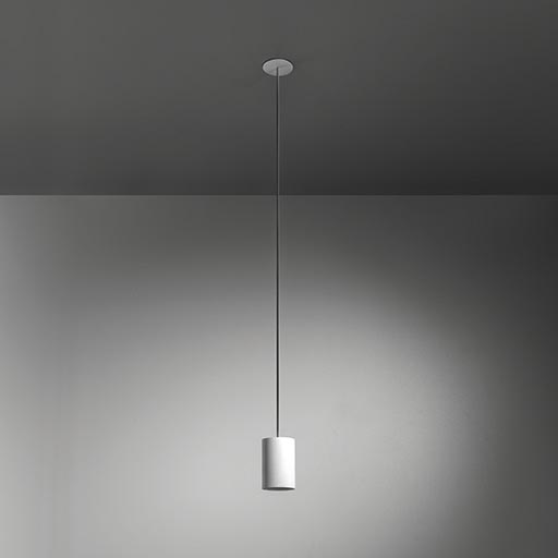 Smart surface tubed suspension 48 LED GE foto