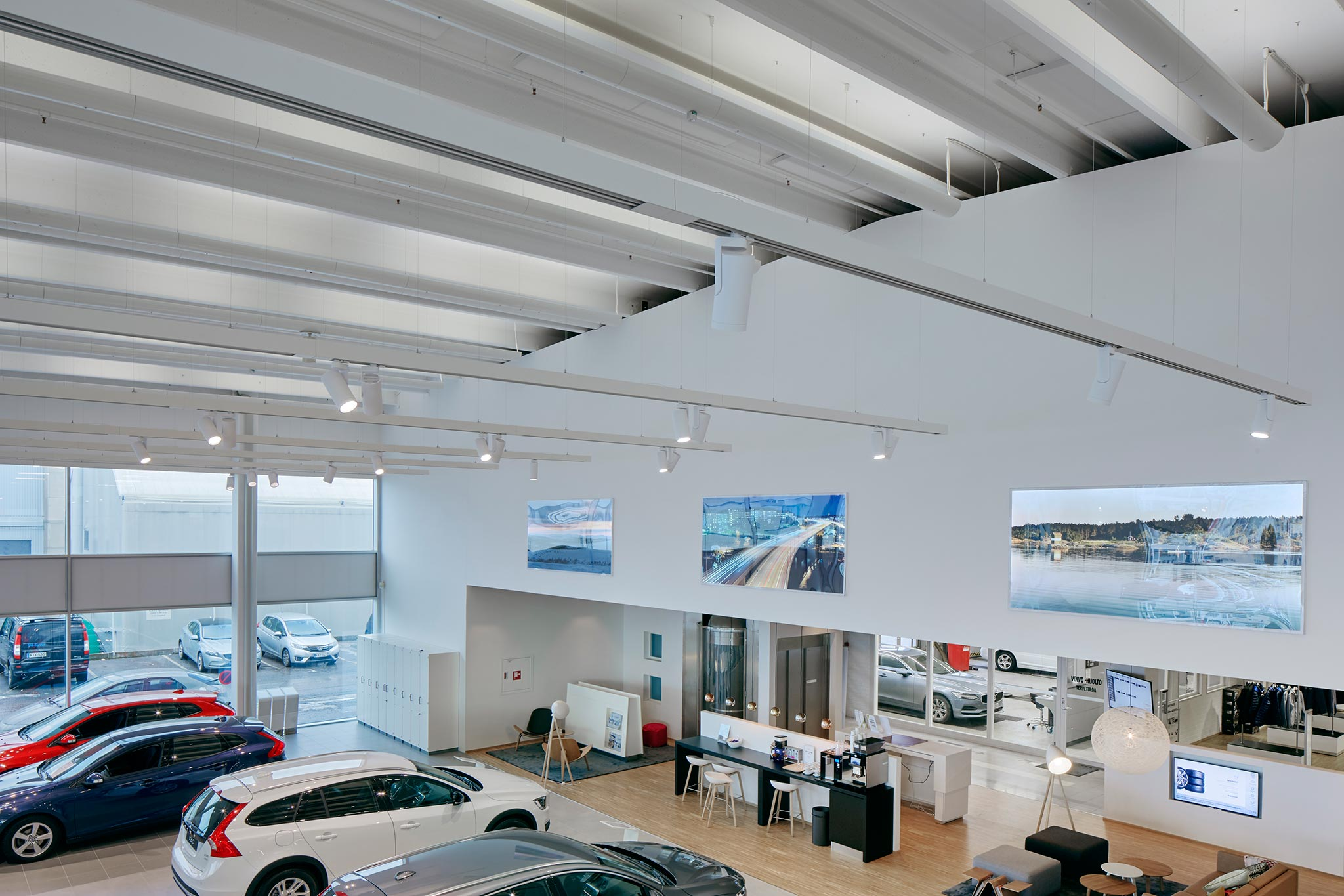 Volvo Showroom, Tampere (Fi) image 4